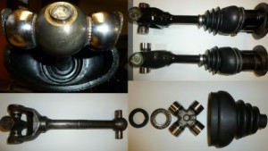 drive shaft spares