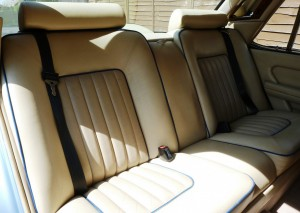 interior RR silver spirit for sale