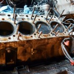 Renovation cylinder block