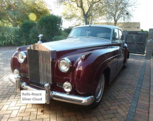 Rolls-Royce Silver Cloud l 1956