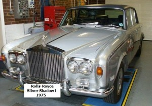 Rolls Royce Silver Shadow l
